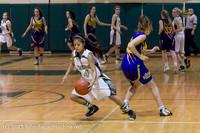 7107 Girls Varsity Basketball v Mornington Breakers 010713
