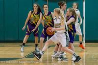 7111 Girls Varsity Basketball v Mornington Breakers 010713