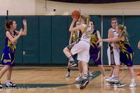 7114 Girls Varsity Basketball v Mornington Breakers 010713