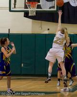 7116 Girls Varsity Basketball v Mornington Breakers 010713