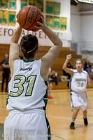 7131 Girls Varsity Basketball v Mornington Breakers 010713