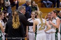 7159 Girls Varsity Basketball v Mornington Breakers 010713