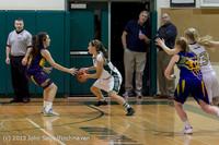 7172 Girls Varsity Basketball v Mornington Breakers 010713