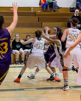 7210 Girls Varsity Basketball v Mornington Breakers 010713