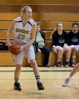 7244 Girls Varsity Basketball v Mornington Breakers 010713