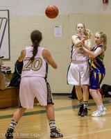 7254 Girls Varsity Basketball v Mornington Breakers 010713