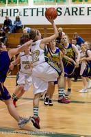 7448 Girls Varsity Basketball v Mornington Breakers 010713