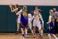7493 Girls Varsity Basketball v Mornington Breakers 010713