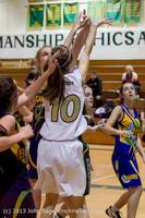 7522 Girls Varsity Basketball v Mornington Breakers 010713