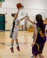 7544 Girls Varsity Basketball v Mornington Breakers 010713
