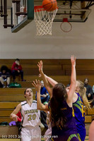 7693 Girls Varsity Basketball v Mornington Breakers 010713