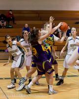 7697 Girls Varsity Basketball v Mornington Breakers 010713