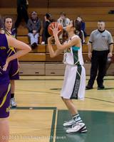 7700 Girls Varsity Basketball v Mornington Breakers 010713
