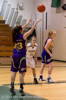 7720 Girls Varsity Basketball v Mornington Breakers 010713