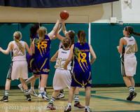 7822 Girls Varsity Basketball v Mornington Breakers 010713