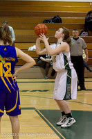 7856 Girls Varsity Basketball v Mornington Breakers 010713