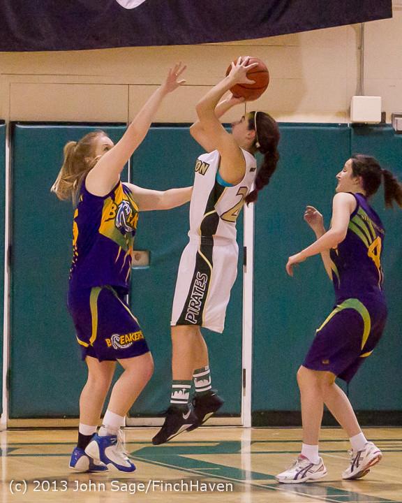 7956 Girls Varsity Basketball v Mornington Breakers 010713