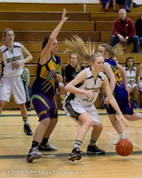 9135 Girls Varsity Basketball v Mornington Breakers 010713
