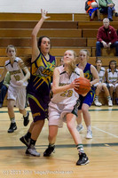 9138 Girls Varsity Basketball v Mornington Breakers 010713