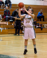 9201 Girls Varsity Basketball v Mornington Breakers 010713
