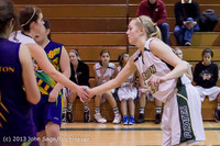 9259 Girls Varsity Basketball v Mornington Breakers 010713