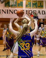 9313 Girls Varsity Basketball v Mornington Breakers 010713