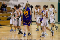 9348 Girls Varsity Basketball v Mornington Breakers 010713