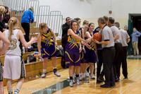 9381 Girls Varsity Basketball v Mornington Breakers 010713