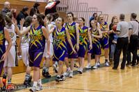 9399 Girls Varsity Basketball v Mornington Breakers 010713