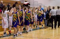9405 Girls Varsity Basketball v Mornington Breakers 010713