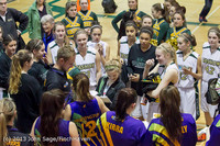 9453 Girls Varsity Basketball v Mornington Breakers 010713