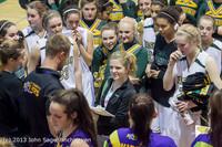 9460 Girls Varsity Basketball v Mornington Breakers 010713