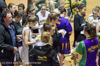 9501 Girls Varsity Basketball v Mornington Breakers 010713