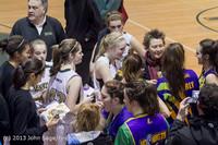 9533 Girls Varsity Basketball v Mornington Breakers 010713