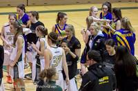 9625 Girls Varsity Basketball v Mornington Breakers 010713