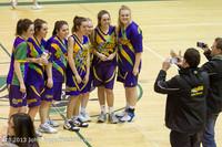 9638 Girls Varsity Basketball v Mornington Breakers 010713