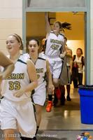 3504 Girls Varsity Basketball v Sea-Academy 113012
