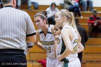 3546 Girls Varsity Basketball v Sea-Academy 113012