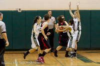 4014 Girls Varsity Basketball v Sea-Academy 113012