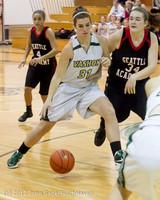 4061 Girls Varsity Basketball v Sea-Academy 113012