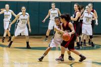 4085 Girls Varsity Basketball v Sea-Academy 113012