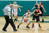 4090 Girls Varsity Basketball v Sea-Academy 113012