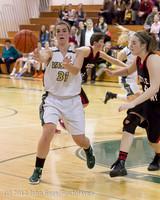 4336 Girls Varsity Basketball v Sea-Academy 113012