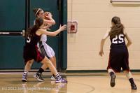 4740 Girls Varsity Basketball v Sea-Academy 113012