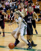 5007 Girls Varsity Basketball v Sea-Academy 113012