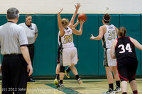 5151 Girls Varsity Basketball v Sea-Academy 113012