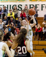 5209 Girls Varsity Basketball v Sea-Academy 113012