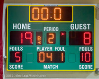 5352 Girls Varsity Basketball v Sea-Academy 113012