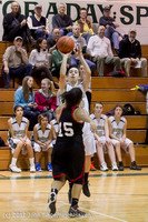 5718 Girls Varsity Basketball v Sea-Academy 113012