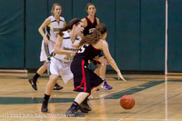 5991 Girls Varsity Basketball v Sea-Academy 113012